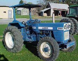 Long 560 MFWD