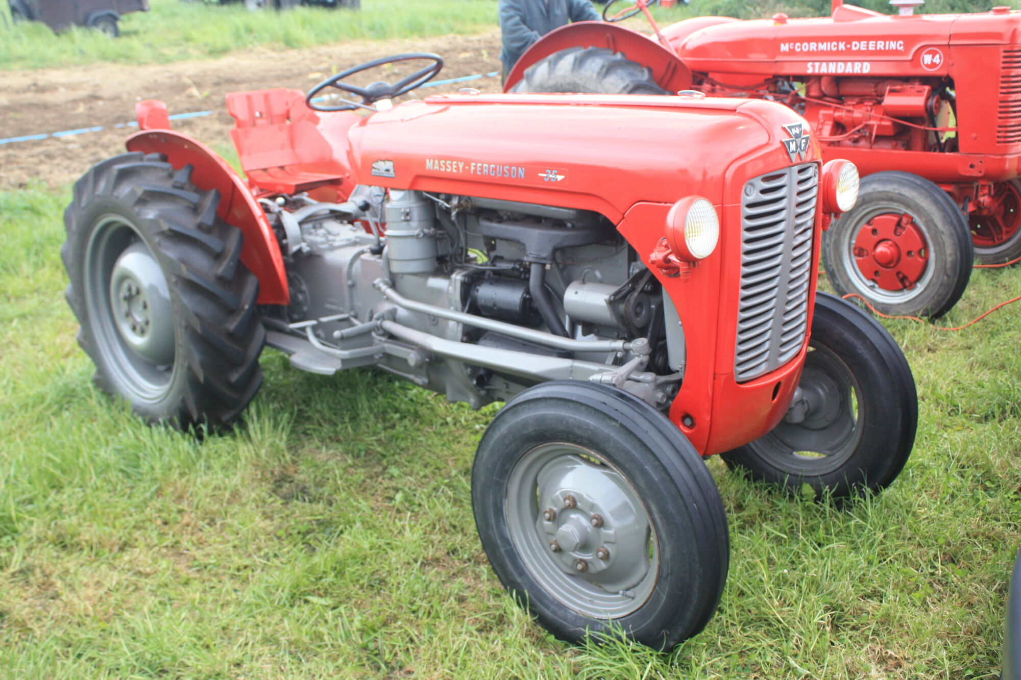 Massey Ferguson 835 | Tractor & Construction Plant Wiki | FANDOM powered by  Wikia