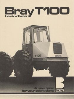 Bray T1000 4WD b&w prototype