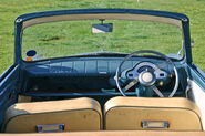 Ford Consul MkI inside
