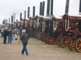 Showman's road locomotive