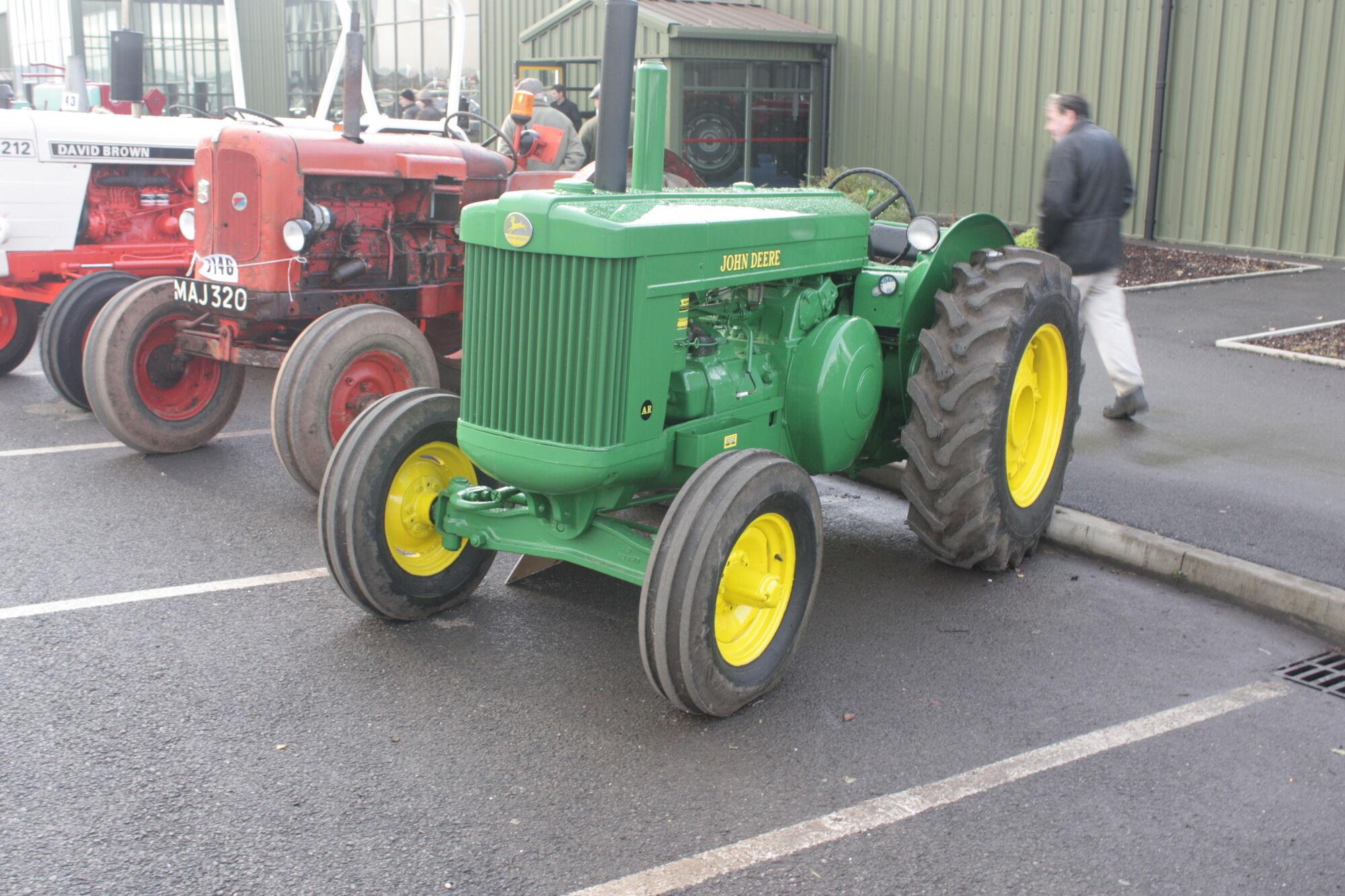 John deere garden tractor serial number decoder