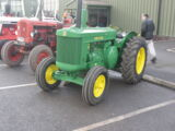 List of John Deere tractors (numerical order)