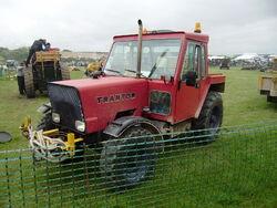 Trantor tractor a GDSF