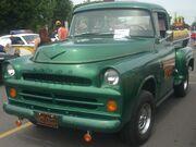 '57 Dodge Pickup (Rassemblement Mopar Valleyfield '10)