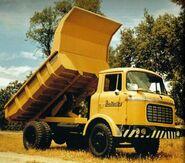 1970s Barreiros Puma Diesel Dumptruck