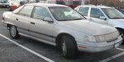 1st-Mercury-Sable-sedan