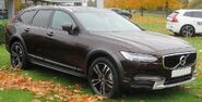 2017 Volvo V90 CRoss Country D5 PP Automatic 2.0 Front
