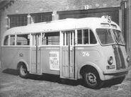A 1940s Proctor Bus Diesel