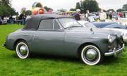 Austin A40 Roadster ca 1951