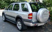 Opel Frontera rear 20080730
