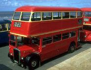 RTL554 Middle Walk, Blackpool, 16.8.1991