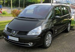Renault Espace IV Facelift 20090801 front