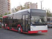 Temsa Avenue in Antalya