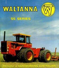 Waltanna 55-325 4WD brochure
