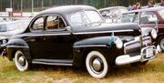 1942 Ford Model 21A 77B Super De Luxe Coupe AYG436