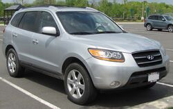 2007-2009 Hyundai Santa Fe -- 04-22-2010