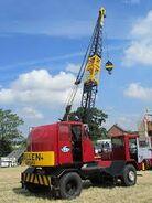 ALLEN T6 Cranetruck 4X2 Restored