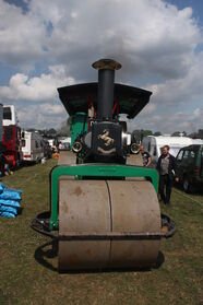 Aveling & Porter no. 7632 - RR - Betsy - DM 3079 at Hollowell 2011 - Picture 163