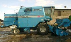 Bizon Dynamic Z 115 Turbo 3B combine - 1999