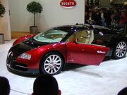 Bugatti new front