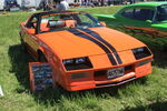 Customised Chevrolet Camaro Z28 - A675 TNK at Belvoir 2010 - IMG 2837