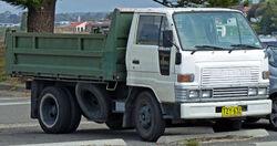 Daihatsu Delta 2-door truck 01