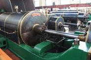 Ellenroad steam museum - Victoria - engine - IMG 8483