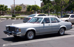 Ford Granada (North-America)