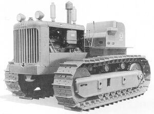 International TD-24 Torque Converter Series 241 1955