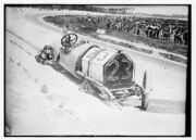 McFarlan Wreck Indianapolis 1912