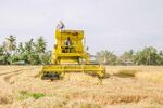 New Holland 1545 combine - IMG 1610