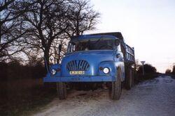 Tatra 138 kipper3