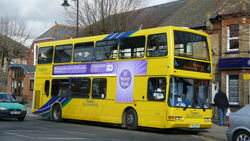 Transdev Yellow Buses 417 Y417 CFX
