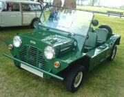 '67 Austin Mini Moke (Ottawa British Car Show '10)