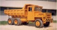 1987 BRAVIA Pantera Dumptruck 6X6 Diesel