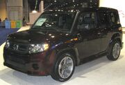 2009 Honda Element SC--DC