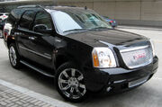 2011 GMC Yukon Denali Hybrid -- 2011 DC