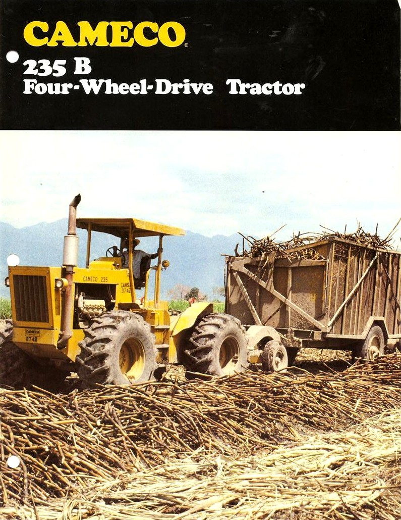 cameco tractor construction plant wiki fandom powered by wikia rh tractors wikia com