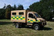 Cameleon ambulance