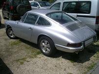 Porsche 911 S Heck