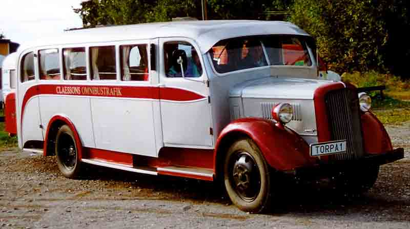 Image - Volvo LV 84 Bus 1938.jpg | Tractor & Construction Plant Wiki