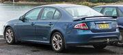 2008-2010 Ford FG Falcon XR6 sedan 01