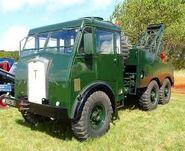 A 1950s Thornycroft Big Ben Wrecker 6X4 Diesel