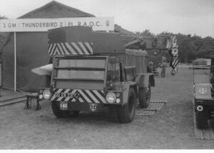A 1960s Taylor Jumbo Crane MK3 Diesel