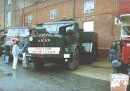 A 1960s Thornycroft Antar Tractor Petrol 6X4