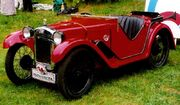 Austin Seven Ulster 2-Seater Sports 1930
