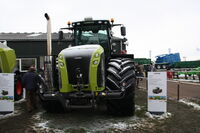 Claas 5000 Xerion at Lamma 2013 IMG 6275