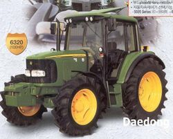 Daedong JD 6320 MFWD - 2005