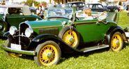 De Soto UPE Six Convertible Coupe 1931